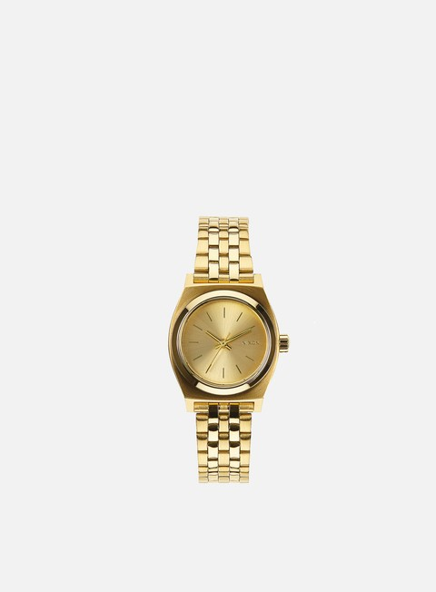 accessori nixon wmns small time teller all gold