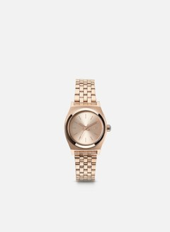 Nixon - WMNS Small Time Teller, All Rose Gold 1