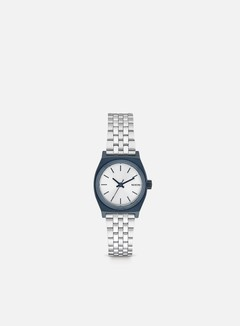 Nixon - WMNS Small Time Teller, Navy/Silver