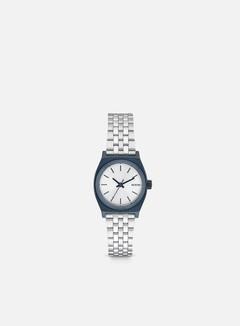 Nixon - WMNS Small Time Teller, Navy/Silver