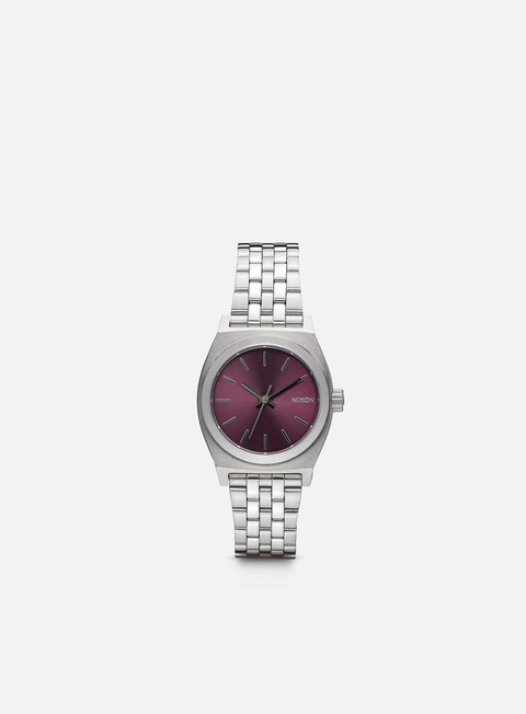 accessori nixon wmns small time teller plum