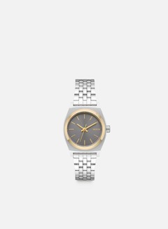 Nixon - WMNS Small Time Teller, Silver/Gold/Grey