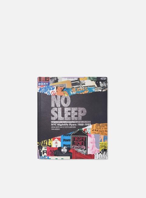Books  No Sleep: NYC Nightlife Flyers 1988-1999