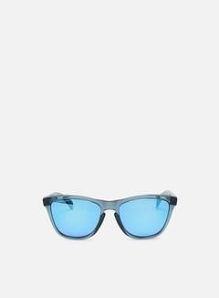 Oakley - Frogskins, Crystal Black/Prizm Sapphire Polarized