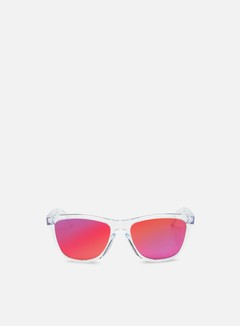 Oakley - Frogskins, Crystal Clear/Torch Iridium