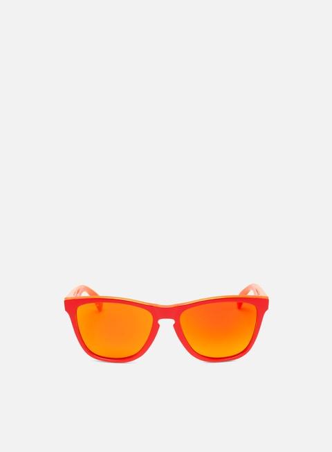accessori oakley frogskins grips matte red prizm ruby