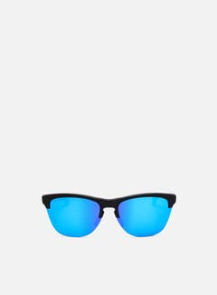 Oakley - Frogskins Lite, Matte Black/Matte Clear/Prizm Sapphire Iridium