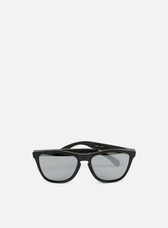 Oakley - Frogskins Polarized, Matte Black/Black Iridium Polarized 1