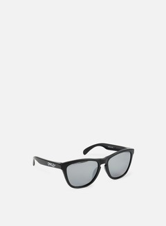 Oakley - Frogskins Polarized, Matte Black/Black Iridium Polarized 3