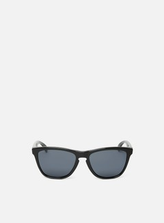 Oakley - Frogskins, Polished Black/Grey