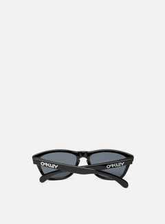 Oakley - Frogskins Polished, Black Grey 2