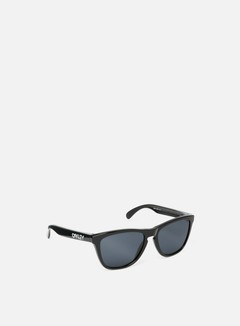 Oakley - Frogskins Polished, Black Grey 3