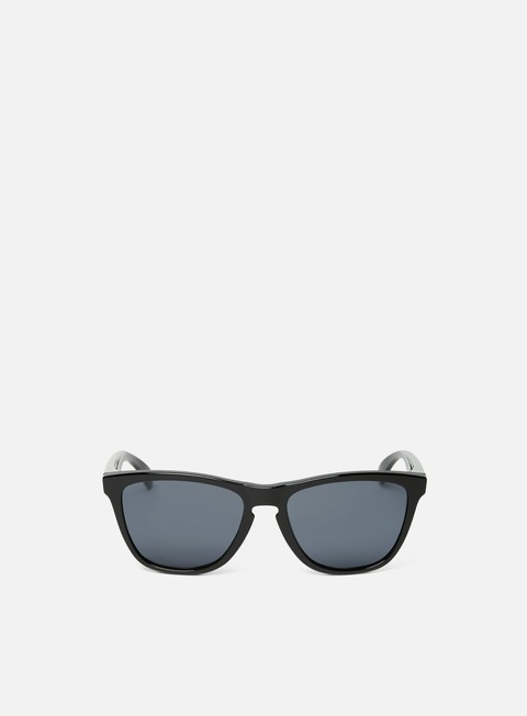 accessori oakley frogskins polished black grey