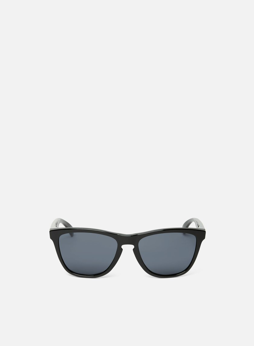 Oakley - Frogskins Polished, Black Grey