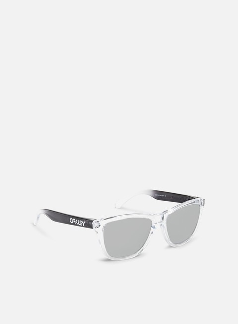 accessori oakley frogskins snow alpine alpine storm chrome iridium