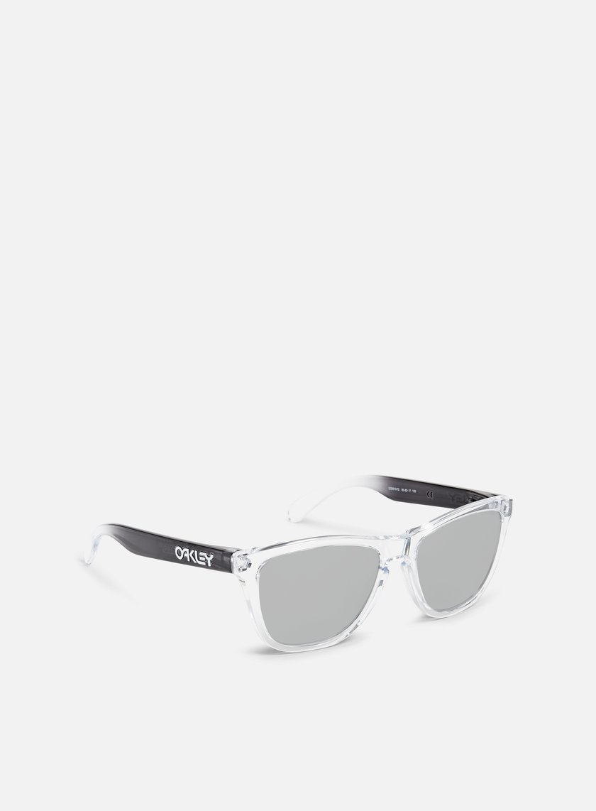 Oakley - Frogskins Snow Alpine, Alpine Storm/Chrome Iridium