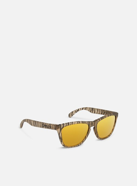 accessori oakley frogskins urban jungle matte sepia 24k iridium
