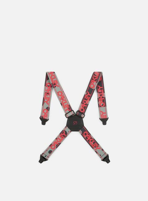 Outlet e Saldi Cinture Oakley Staple Factory Suspenders