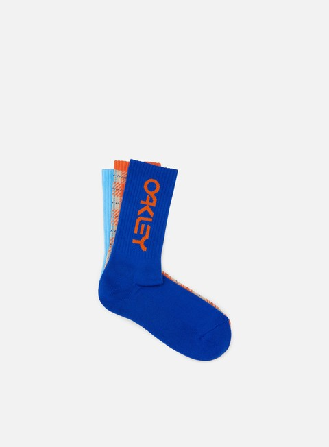 Outlet e Saldi Calze Oakley TNP Golf  3 Pair Socks