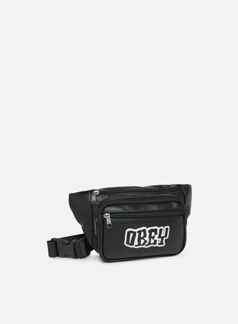 Outlet e Saldi Marsupi Obey Better Days Pu Waist Bag
