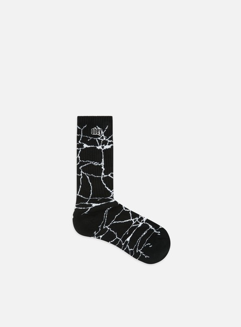 Outlet e Saldi Calze Obey Concrete Socks