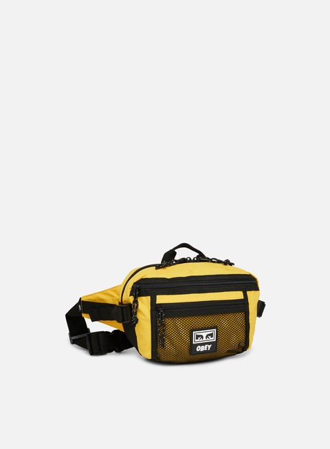 Outlet e Saldi Marsupi Obey Conditions Waist Bag