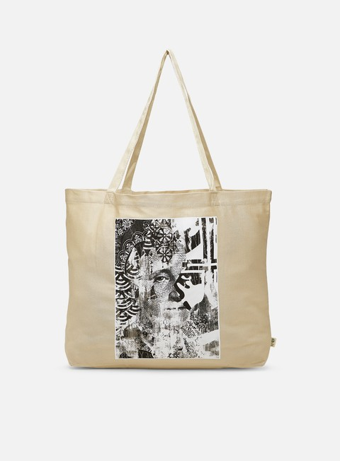 Obey C.R.E.A.M. Icons Tote Bag
