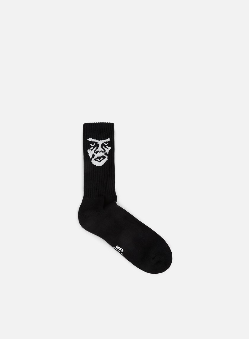 Obey - Creeper Socks, Black