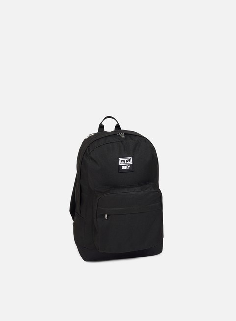 accessori obey drop out juvee back pack black