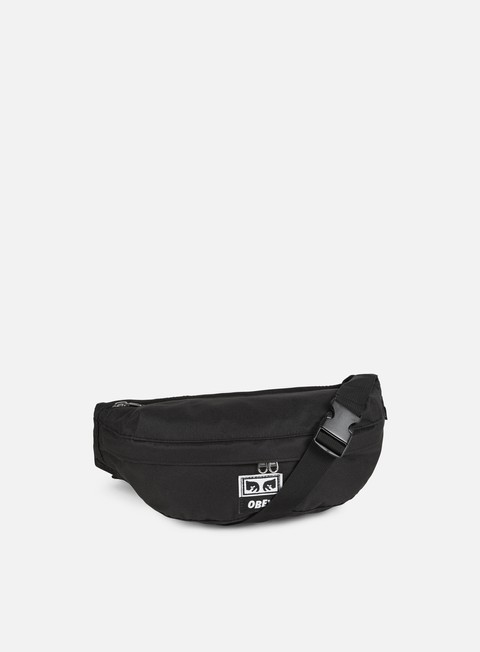 accessori obey drop out sling bag black