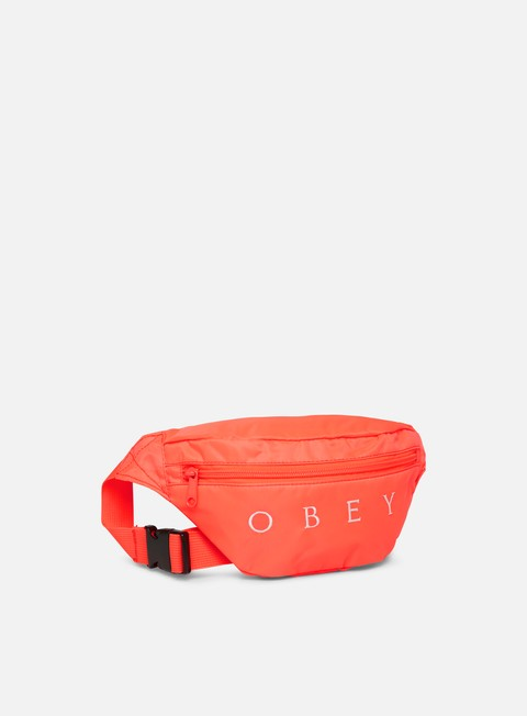 Outlet e Saldi Marsupi Obey Drop Out Waistpack