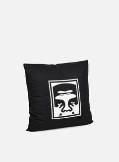 Obey - Eighty Nine Pillow, Black 1