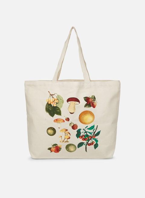 Borse Obey Fruits & Mushrooms Tote Bag