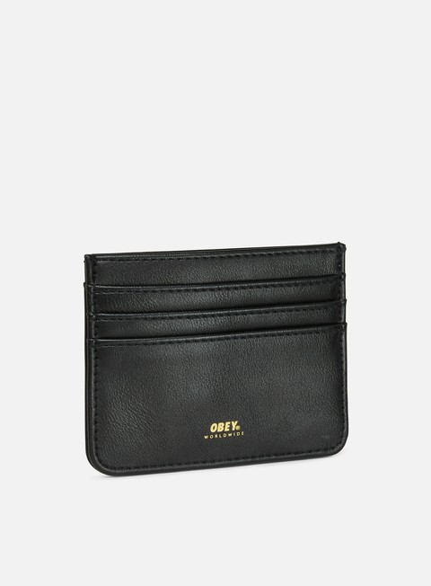 accessori obey gemtri id wallet black