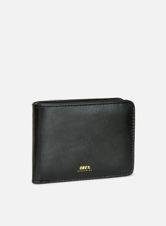 Obey Gentry Bi-Fold Wallet