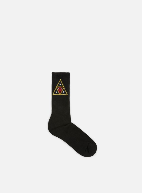 accessori obey huf socks black