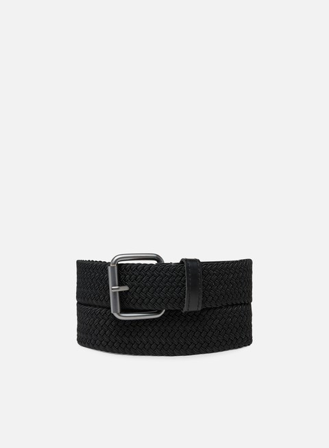 Cinture Obey Icon Braided Elastic Belt