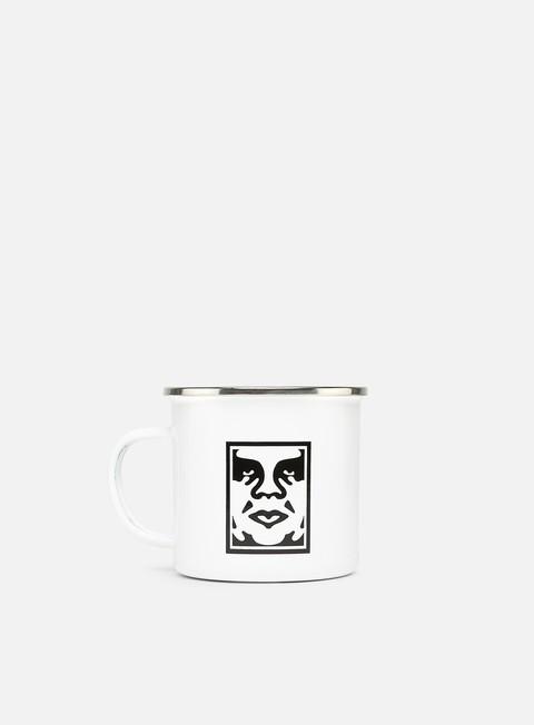 Outlet e Saldi Accessori Vari Obey Icon Steel Mug