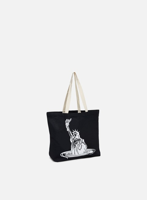 Outlet e Saldi Borse Obey Lady Liberty Tote Bag