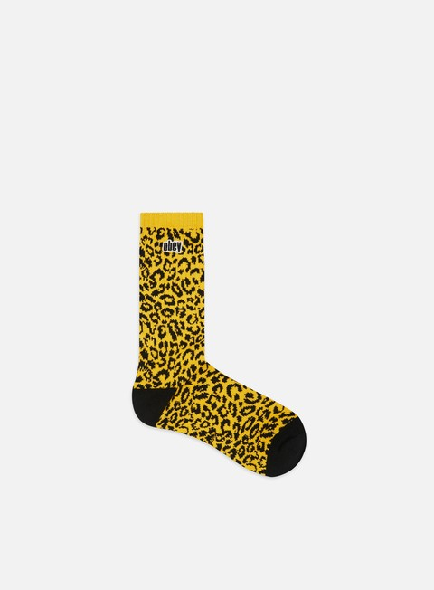Obey Leo Socks