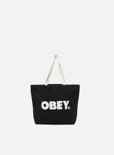 Borse Obey Obey Bold Tote Bag
