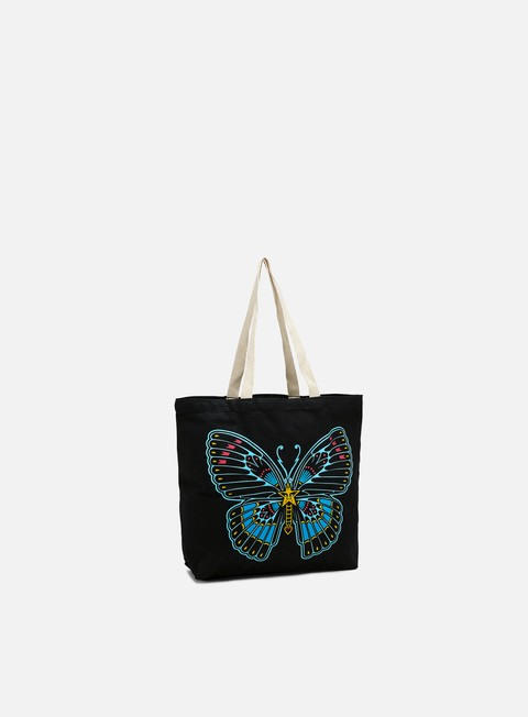 Sale Outlet Bags Obey Obey Butterfly Tote Bag