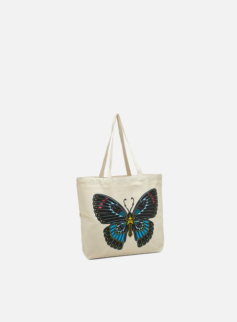 Outlet e Saldi Borse Obey Obey Butterfly Tote Bag