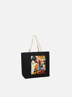 Obey Obey Drink Crude Oil Tote Bag