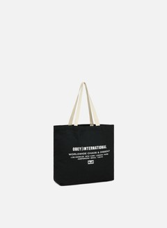 Obey Obey Intl. Chaos & Dissent Tote Bag