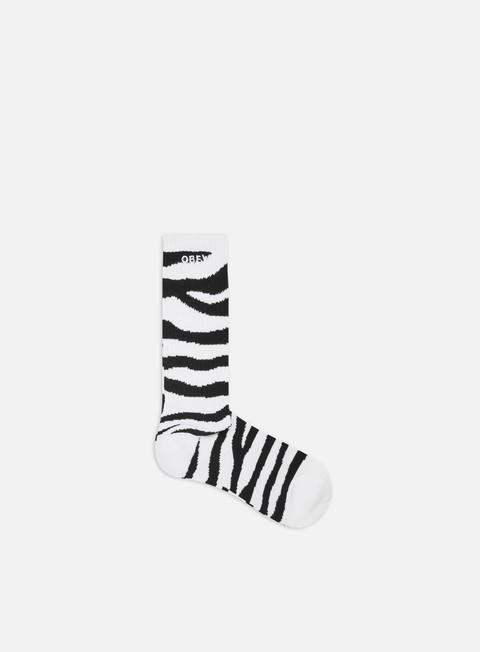 Calze Obey Obey Zebra Socks