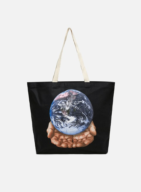 Obey Our Planet Is In Your Hands Tote Bag