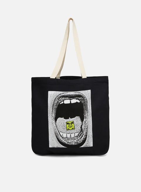 Borse Obey Scream Tote Bag