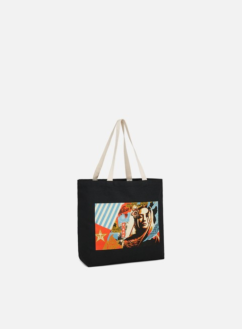 Bags Obey Welcome Visitor Tote Bag