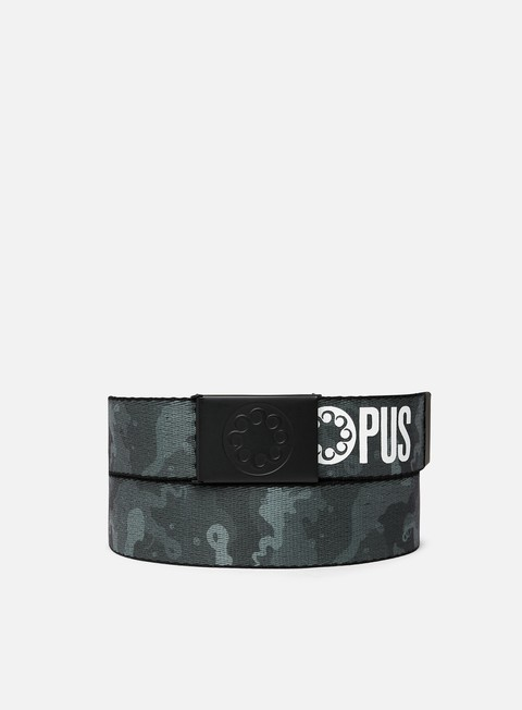Belts Octopus Octopus Camo Belt